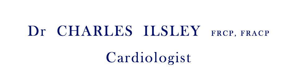 Dr Charles Ilsley